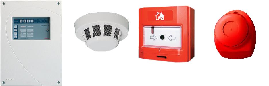 Alarme de Deteção de Incêndio